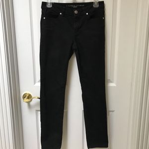 Lauren Conrad Little Skinny Black Jeans
